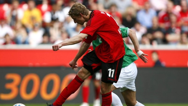 Hannover stolpert im Europa-Rennen
