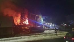 Gasexplosion in polnischem Ski-Resort