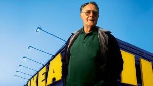 Ikea-Gründer kauft seine Kleidung auf dem Flohmarkt