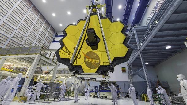 Das Willy-Brandt-Weltraumteleskop