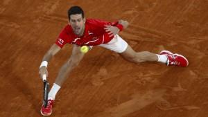 Traumfinale zwischen Nadal und Djokovic