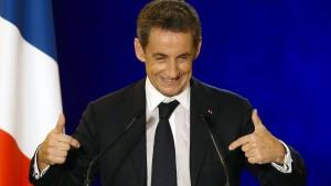 Die neue Strategie des Herrn Sarkozy