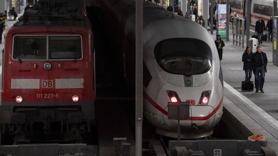 Deutsche Bahn nimmt Fernverkehr wieder auf