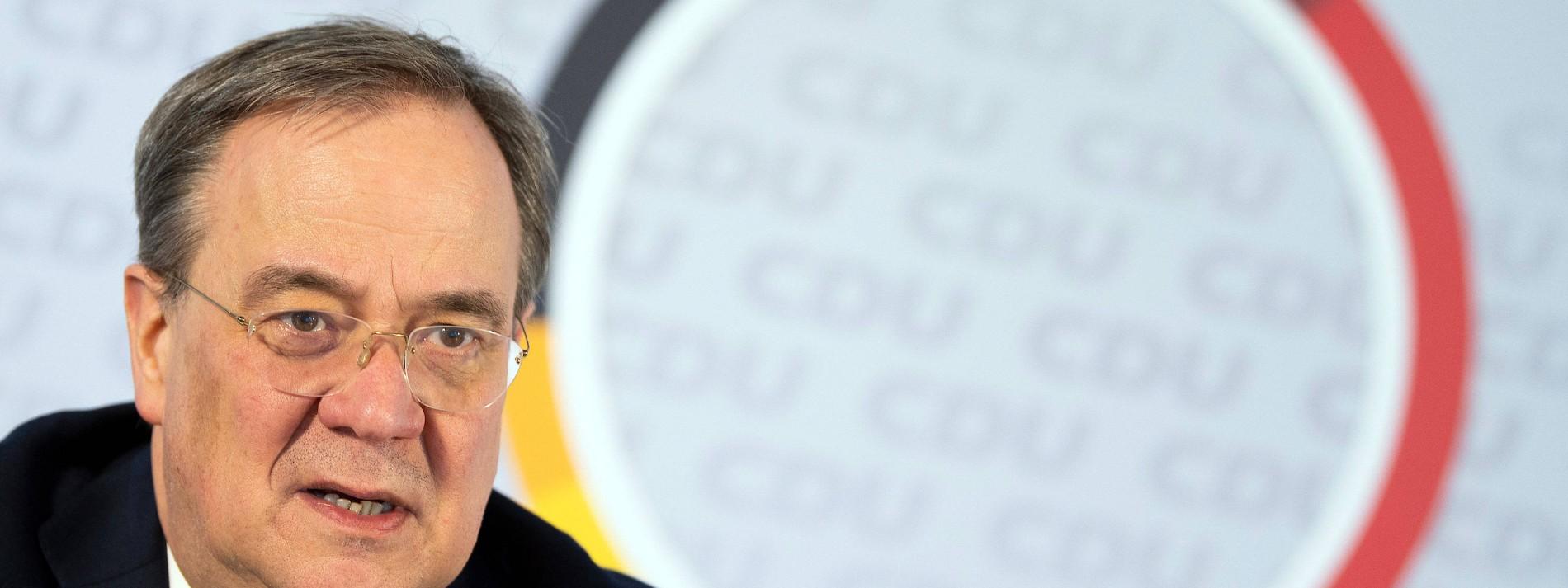 Laschet will parteiübergreifende Rentenreform