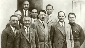 Wie der erste Nazi-Minister in Thüringen wütet