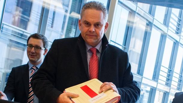Ermittlungen gegen Generalstaatsanwalt Lüttig eingestellt