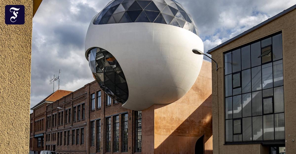Architektur in Leipzig: Oscar Niemeyers letzter Wurf