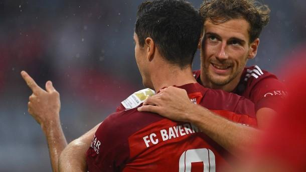 Leon Goretzka verlängert Vertrag beim FC Bayern