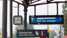 Bahn muss immer mehr entschädigen