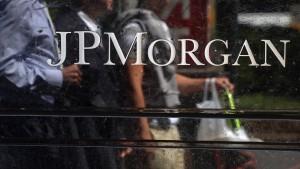 JP Morgan zahlt  4,5 Milliarden Dollar