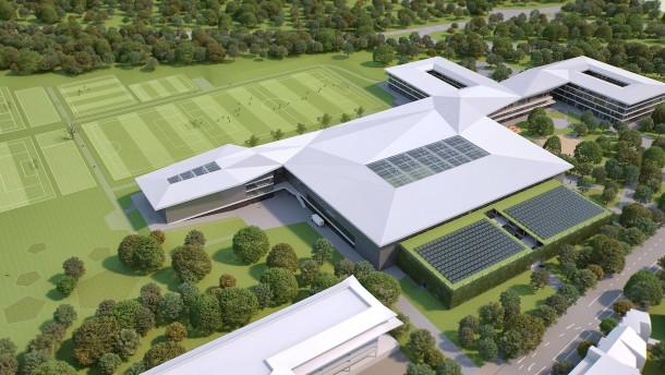 DFB-Bundestag stimmt Bau der Akademie zu