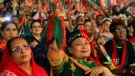 Schwierige Wahlen in Pakistan