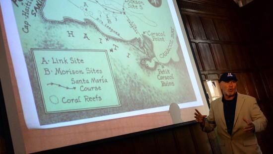 """Forscher will Kolumbus Flagschiff """"Santa Maria"""" gefunden haben"""