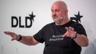 Amazon-CTO Werner Vogels auf der Innovationskonferenz Digital-Life-Design (DLD) im Januar in München