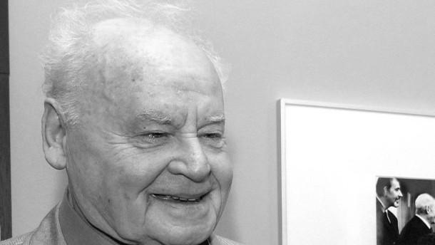 Stefan Moses mit 89 Jahren gestorben