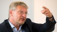 Meuthen: AfD würde in Schwerin auch mit NPD stimmen