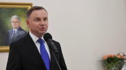 Duda gewinnt polnische Präsidentschaftswahl