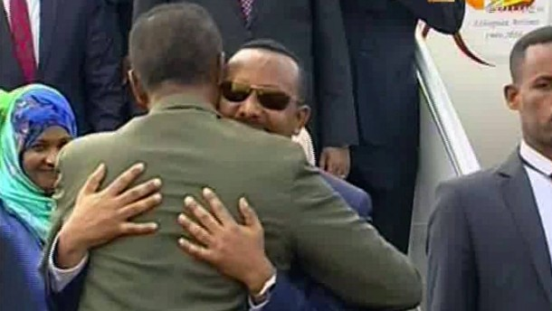 Eritrea und Äthiopien beenden offiziell den Kriegszustand
