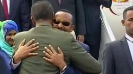 Äthiopien und Eritrea beenden Kriegszustand