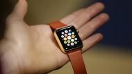 Apple kämpft mit Lieferverzögerung bei Uhr