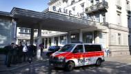 Schweizer Polizei verhaftet Fifa-Funktionäre