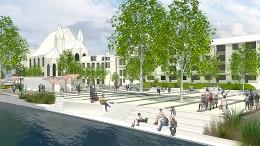 Frankfurter Union legt Konzept für Mainkai-Umbau vor