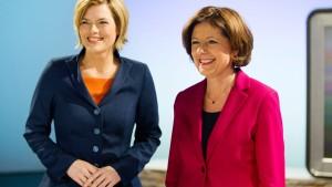 SPD und CDU in Rheinland-Pfalz gleichauf - Grüne im Südwesten vorn