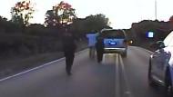Beamtin erschießt unbewaffneten Schwarzen