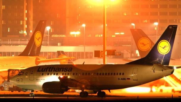 Nachtflugverbot zum Monatsende
