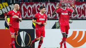 Köln wahrt die Chance