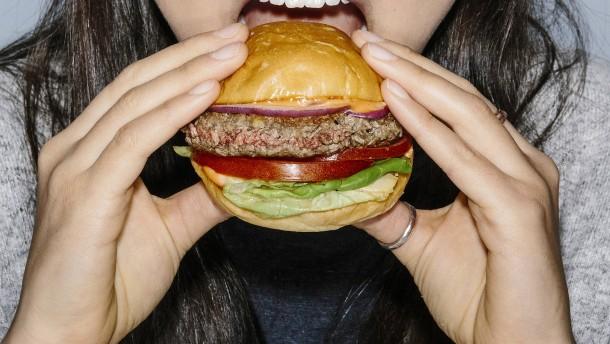 Auf einmal essen alle fleischlos