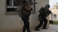 Schwieriger Kampf um IS-Hochburg Mossul
