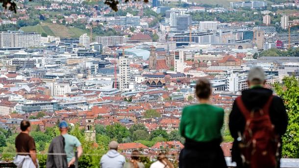Stuttgart buhlt um Fintechs