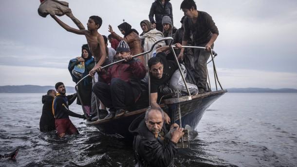 Drei Wege wie Europa seine Außengrenze schützen kann