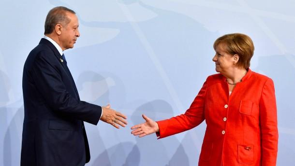 Erwartungen an Deutschland