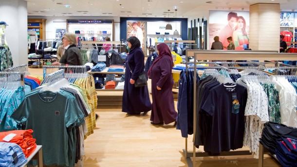 Immer mehr Modehändler geben auf