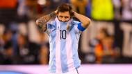 Haft- und Geldstrafe für Fußball-Star Messi