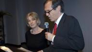 Bleibt gern im Hintergrund: Anita Raja anlässlich der Verleihung des deutsch-italienischen Übersetzerpreises