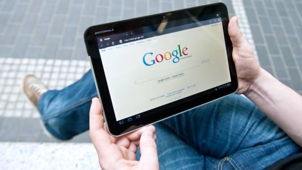 Google erleichtert Nutzern Kontrolle der Privatsphäre