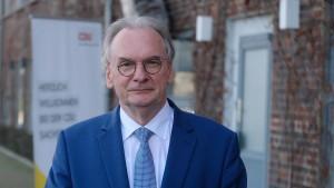 CDU macht Haseloff zum Spitzenkandidaten