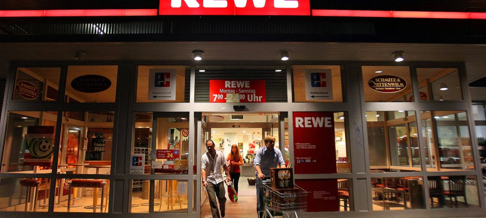 Radikaler Wandel Das Rewe Prinzip Unternehmen Faz