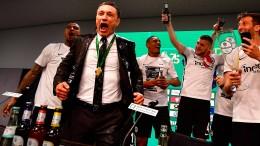 Kovac von Spielern gefeiert