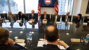 Trumps Streit mit dem Silicon Valley geht erst los