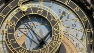 Wie die Zeit aus der Geschichte verschwindet