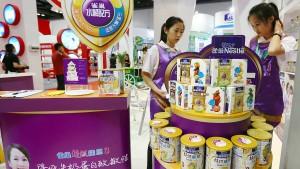 Nestlé bewegt die Schweizer Börse