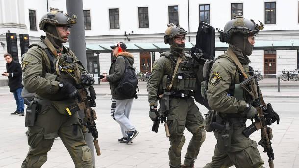Stockholm im Ausnahmezustand