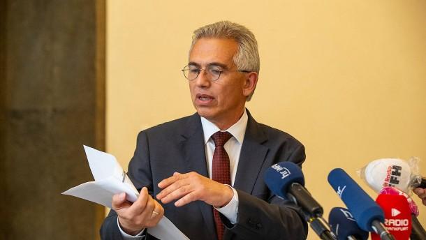 Feldmann verbietet CDU-Stadtrat den Mund