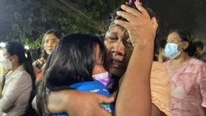 Myanmar lässt auf ASEAN-Druck Tausende politische Gefangene frei