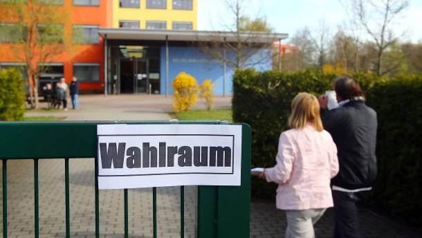 CDU punktet bei Kommunalwahlen in Thüringen