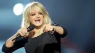 Sängerin Bonnie Tyler ist inzwischen 69, aber der Bühne möchte sie nach der Pandemie aber trotzdem wieder stehen
